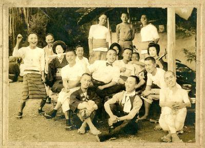 愛宕詣のひいお爺さんの写真
