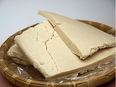 玉乃光の酒粕(純米吟醸-板粕)