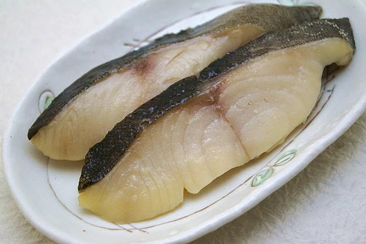 銀だら味噌漬(西京漬)