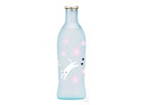 招徳 四季の純米吟醸デザインボトル 春の詩 240ml