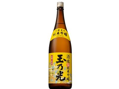玉乃光 純米吟醸 酒魂 1.8L